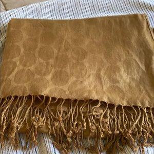 Dark Tannish Brown Wrap